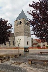 Pont la Ville (52) L'Eglise.jpg