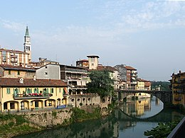 Ponte San Pietro – Veduta