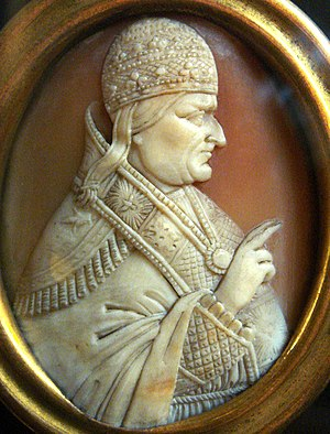 Savelli family - Giacomo Savelli (c1210-87), who reigned as Pope Honorius IV from 1285 to 1287.