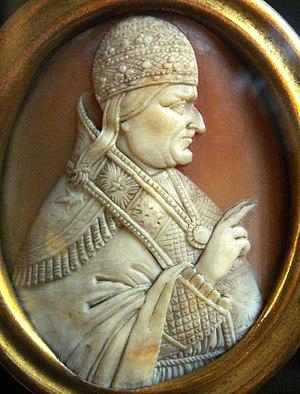 Pope Honorius IV - Image: Pope Onorio IV