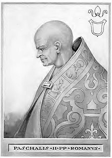 Pope Paschal II pope