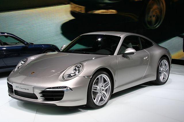640Px Porsche 991 Silver IAA