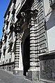 Portal (1621) by Vitale Finelli on project by Bartolomeo Picchiatti - Sansevero Palace in Naples (25435763904).jpg