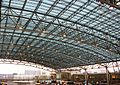 Portland International Airport canopy - Oregon.JPG
