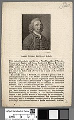 Baron Thomas Dimsdale, F.R.S