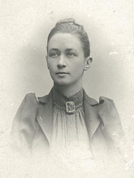 File:Portrait of Hilma af Klint.jpg