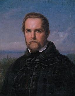 Portret Johanna Wilhelma Schirmera