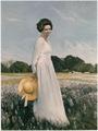 Portrait of Mrs. Lyndon B. Johnson - NARA - 192427.tif