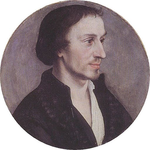 Portrait of Philip Melanchthon, by Hans Holbein the Younger