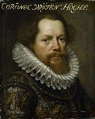Portrait of Anthonis van Utenhove (?-1625), Lord of Rijnesteyn