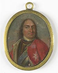 Portret van een vorst