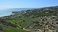 Portuguese Bend Landslide and Nature Preserve, Rancho Palos Verdes, California.jpg