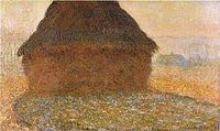 Poss 1288 Grainstack in Sunshine, 1891, Meule au soleil, Oil on Canvas, 60 x 100 cm, Zurich, Kunsthaus Zurich.jpg