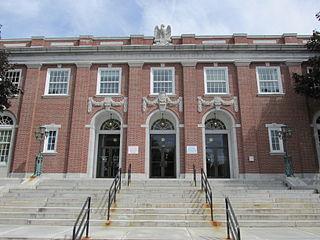 U.S. Post Office-Portland Main United States historic place