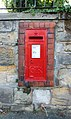 Post box at Gorseyville Road, Higher Bebington.jpg