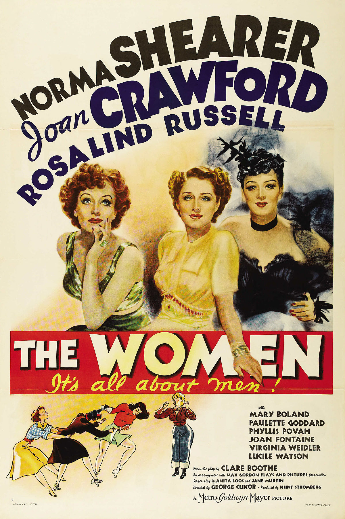 The Women 1939 Film Wikipedia