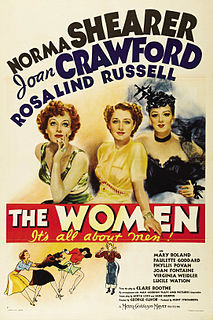 <i>The Women</i> (1939 film) 1939 film by George Cukor