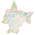 Powiat oświęcimski location map.png