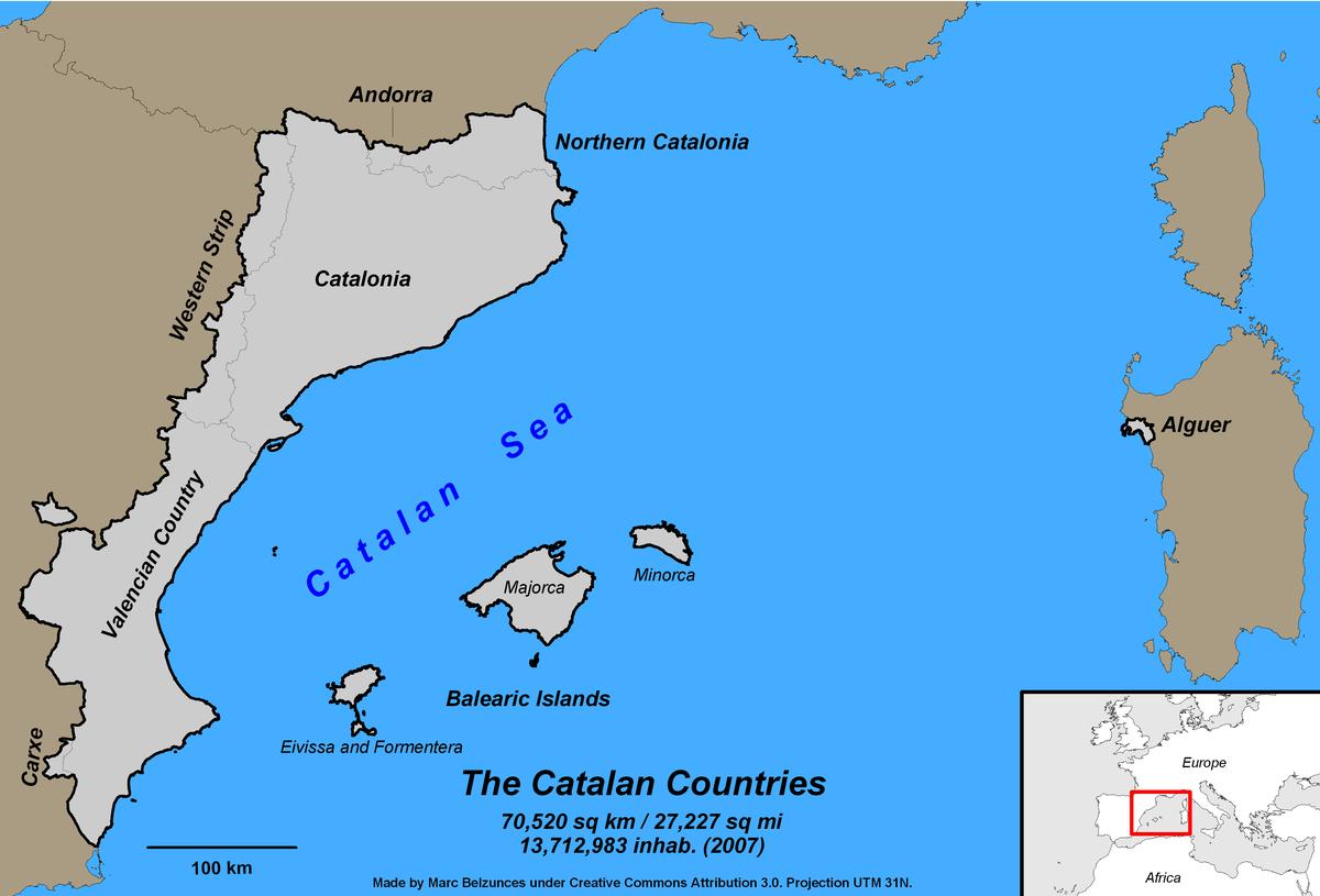 Bildergebnis für Wikimedia Commons Bilder Katalonien