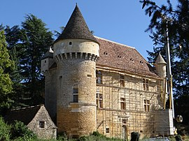 Chateau of Le Sirey