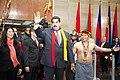 Presidente de Venezuela asistió a la Posesión Presidencial de Rafael Correa (8818265400).jpg