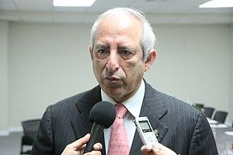 Sigfrido Reyes Morales - Sigfrido Reyes in 2013
