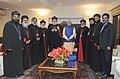 Prime Minister Narendra Modi and Ignatius Aphrem II.jpg
