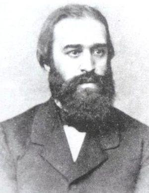 Prince Okropir of Georgia - Prince Pavel Gruzinsky, son of Prince Okropir.