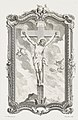 Print, Christ on the Cross, plate 118, in Oeuvres de Juste-Aurèle Meissonnier (Works by Juste-Aurèle Meissonnier), 1748 (CH 18222851).jpg