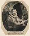 Print, Jan Vytenbogaert (1557–1644), Preacher of the Sect of Arminian Remonstrants, 1635 (CH 18097241-2).jpg