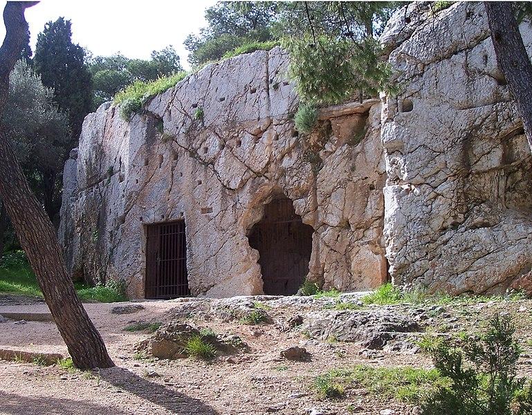 File:Prisión de Sócrates.JPG