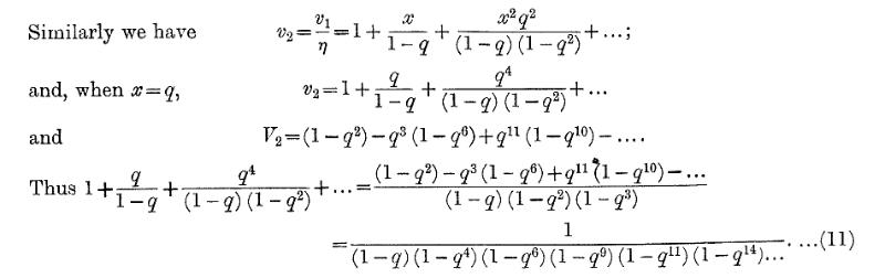 File:Proof of certain identities in combinatory analysis.djvu