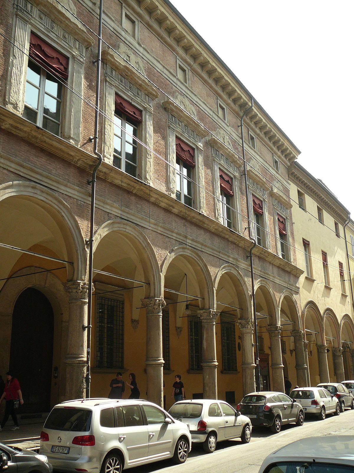 Palazzo Bonasoni Bologna Wikipedia