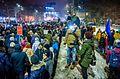 Protest against corruption - Bucharest 2017 - Bulevardul Magheru.jpg