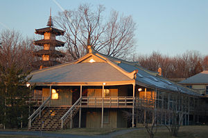 Seungsahn - The Providence Zen Center in Cumberland, Rhode Island.