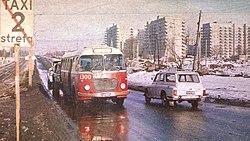 Puławska Służew 1977.jpg