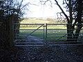 Public footpath off The Ridgeway - geograph.org.uk - 650050.jpg