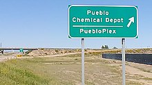 The Pueblo Chemical Depot