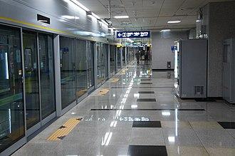 Seonjeongneung Station - Image: Q46111 Seonjeongneung A02