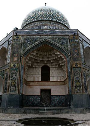 Qadamgah - The Mosque of Qadamgah,a holy place for Shia Islam