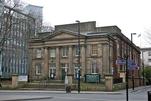 Quakers Meeting House, Manchester