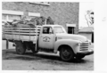 Queensland State Archives 4480 Blind Institution truck load of millet brooms August 1952.png
