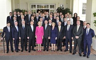 Abbott Ministry