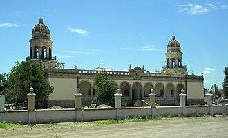 Creel-Terrazas Family - Quinta Carolina: the Main House.