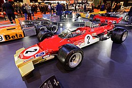 Rétromobile 2017 - Lotus 63 - 1969 - 002.jpg