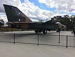 RAAF (A8-142) General Dynamics F111C gate guardian at RAAF Base Wagga (2).jpg