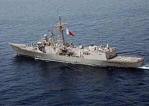 USS Jack Williams (FFG-24) - RBNS Sabha (FFG 90)