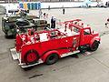 ROCN International Fire Engine Display at Keelung Naval Pier Birdview 20140327.jpg