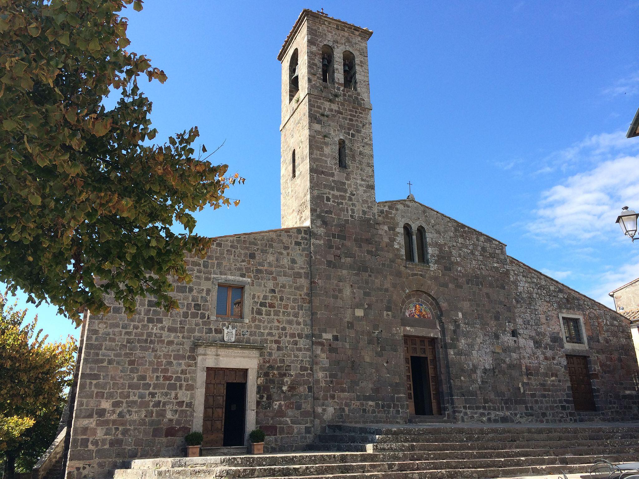 Radicofani St.Peter
