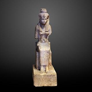 Raet-Tawy ancient Egyptian solar goddess